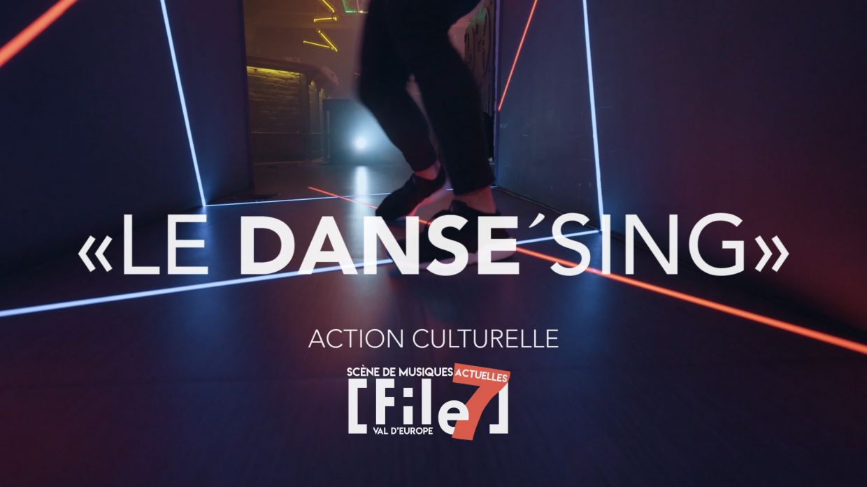 Projet 2019-2020 : Le Danse'sing