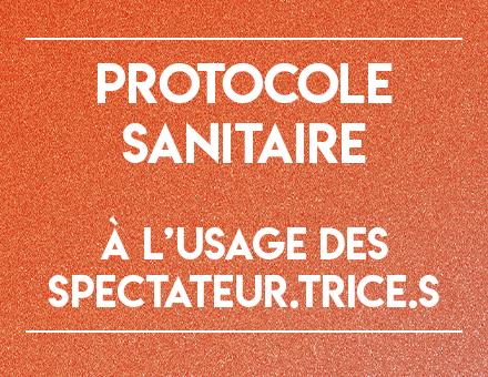 Protocole sanitaire (concerts automne 2020)