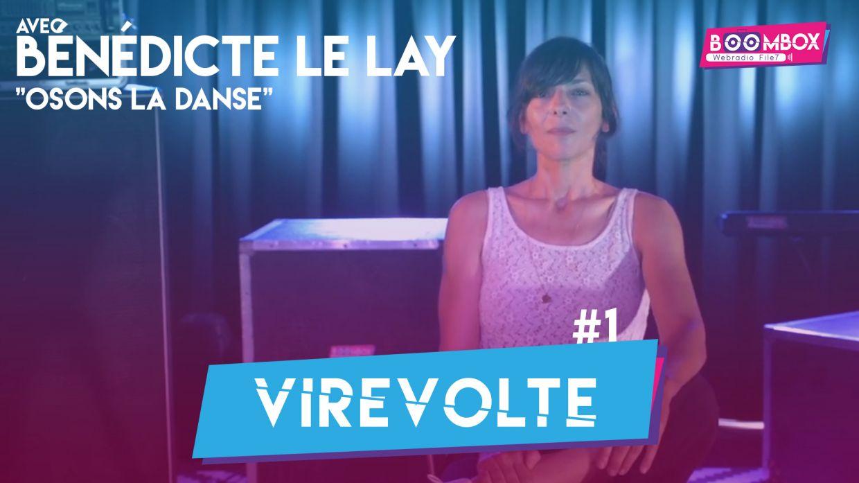 """Virevolte #1 : """"Osons la danse"""" avec Bénédicte Le Lay © DR"""