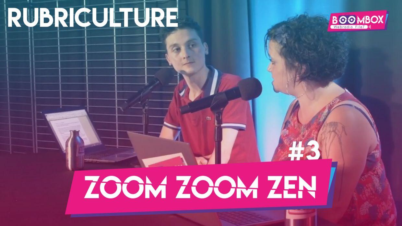 """Zoom Zoom Zen #3 - """"Rubriculture"""" © DR"""