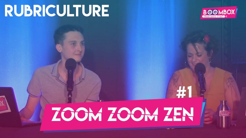 """Zoom Zoom Zen #1 - """"Rubriculture"""" © DR"""