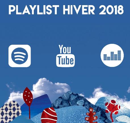 Playlist Hiver 2018 !