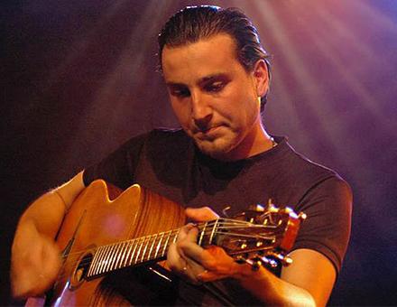 La guitare Jazz Manouche / La main droite DR