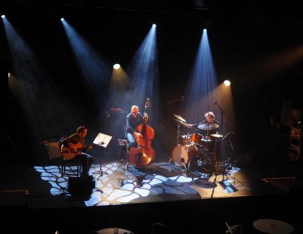 Frédéric Favarel Trio © Nicolas Fischer