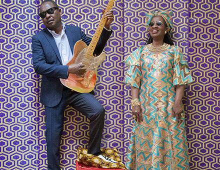 Amadou & Mariam Hassan Ajaj