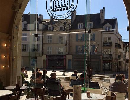 File7 s'invite au Thé Art Café (Lagny) DR