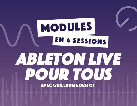 Ableton Live #1 DR
