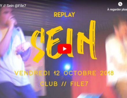 REPLAY // Sein @File7 © File7